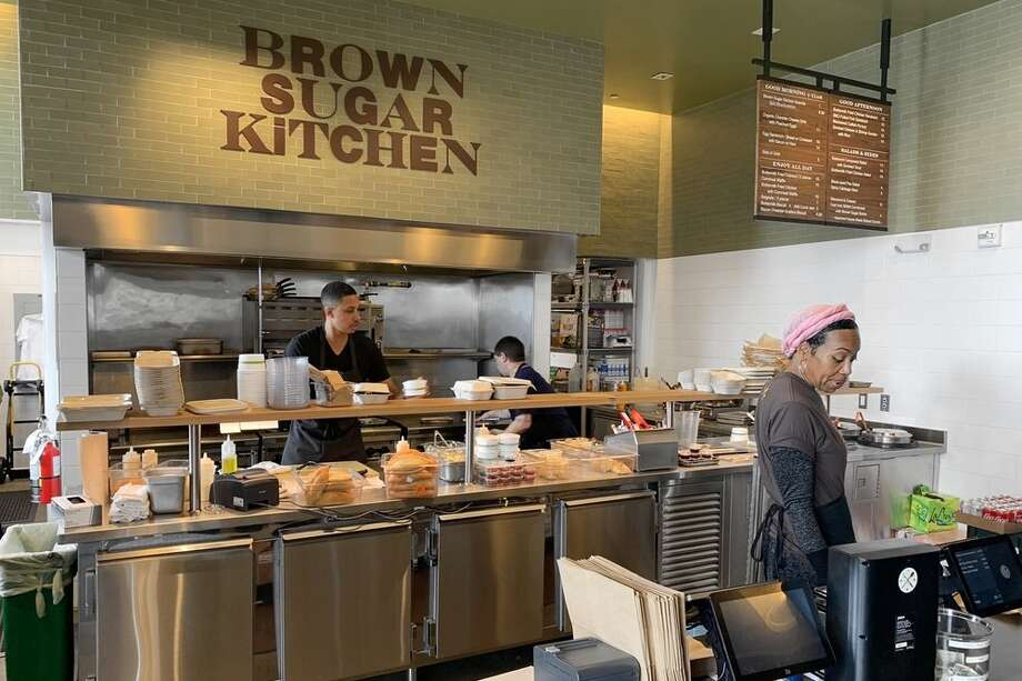Brown Sugar Kitchen is closing its San Francisco Ferry Building location after less than a year. Photo: Spencer Y. / Yelp