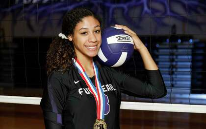 Volleyball player of year: Alexis Dacosta of Fulshear