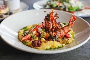 Ninfas Shrimp & Grits