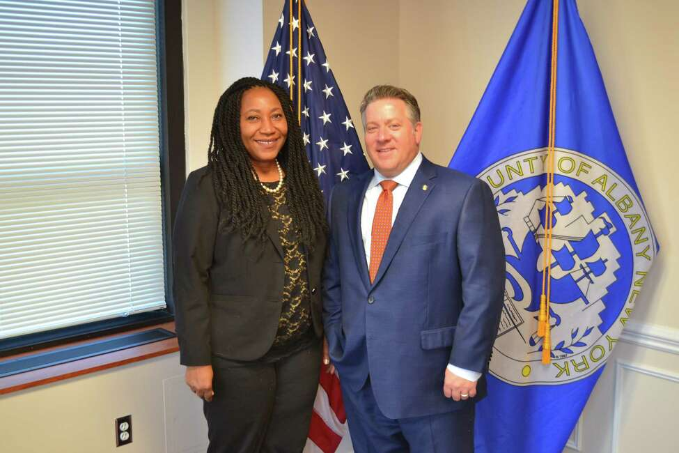 Albany County Executive Dan McCoy announced this week Evelyn Kinnah will take over Albany County Immigration Assistance Center.