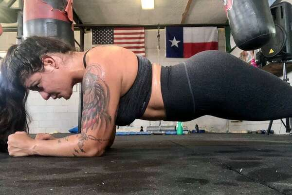 Mandy @ Rock fitness