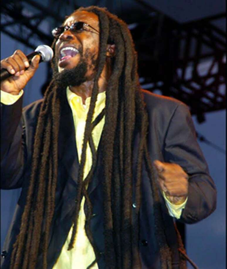 Reggae's Lindon Roberts, better known as Half Pint, will perform at Norwalk's Wall Street Theater Jan. 24. with The Yellow Wall Dub Squad, Andrew Bees and King Hopeton. Photo: Www.wallstreettheater.com
