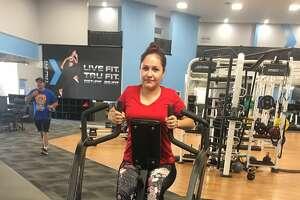 Ana Laura at Tru fit
