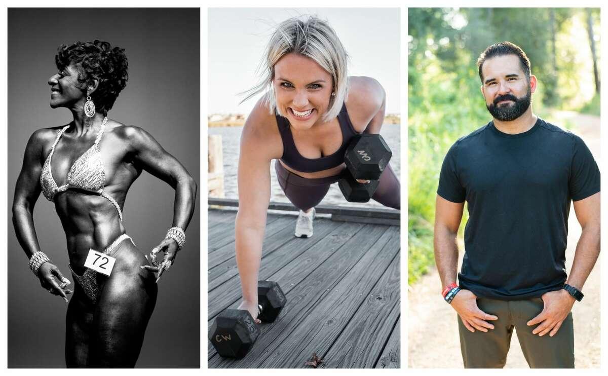 Top Houston fitness pros: Felicia Lee-Sexton, Chase Lynn Williams, Mark Argueta