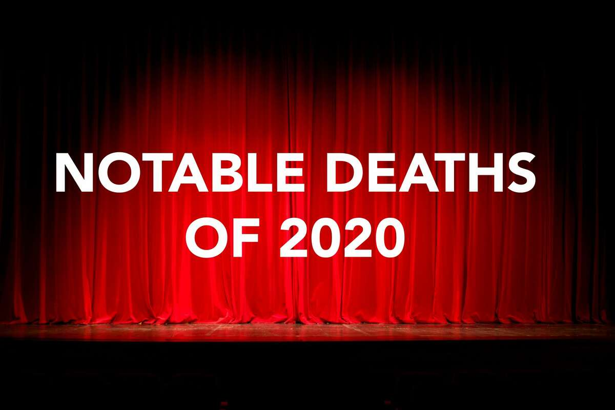Take a look at some of the entertainers, athletes, celebrities and politicians who died in 2020.