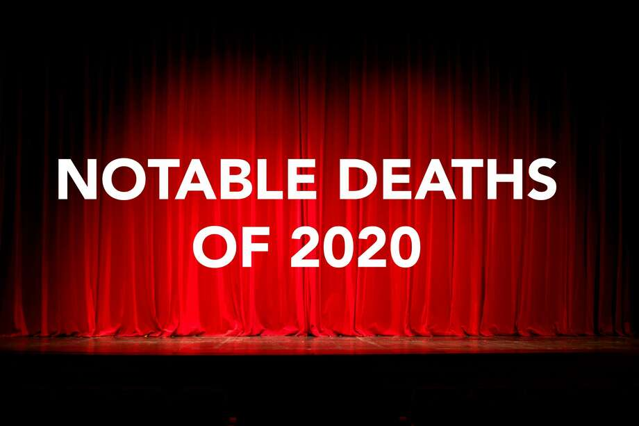 Take a look at some of the entertainers, athletes, celebrities and politicians who died in 2020. Photo: Getty Images