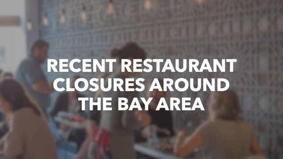 Click through the slideshow ahead to see notable restaurant closures around the Bay Area in 2019.  Photo: Special To The Chronicle