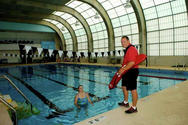 Yerwood center pool at risk of closing stamfordadvocate - Stamford swimming pool opening times ...
