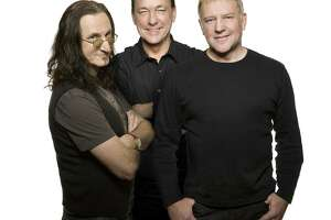 "Canadian prog-rock heroes Rush -- Geddy Lee (from left), Neil Peart and Alex Lifeson -- are the subject of a documentary, ""Rush: Beyond the Lighted Stage,"" on June 26 on VH1."