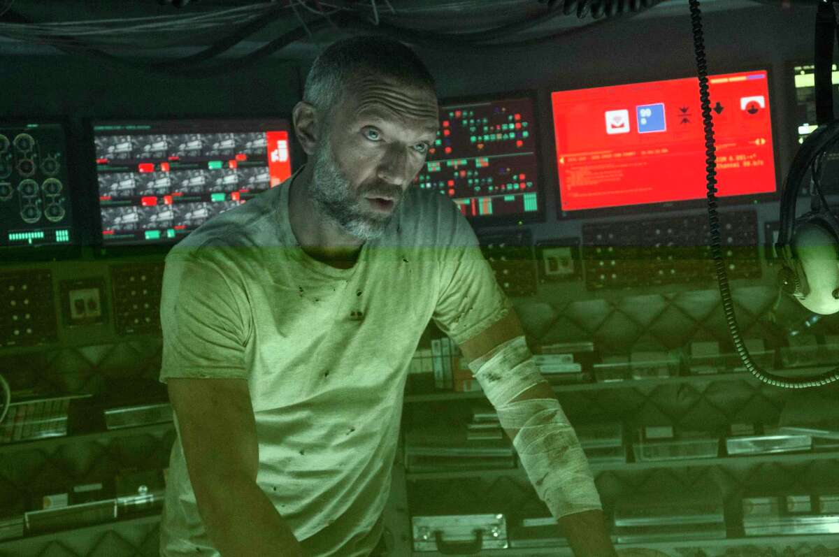 This image released by Twentieth Century Fox shows Vincent Cassel in a scene from