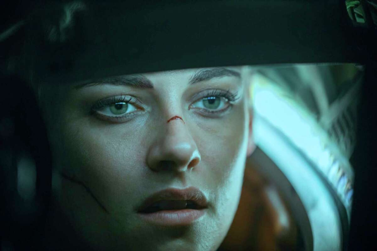 This image released by Twentieth Century Fox shows Kristen Stewart in a scene from
