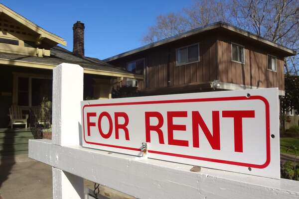 A real estate sign (Getty)