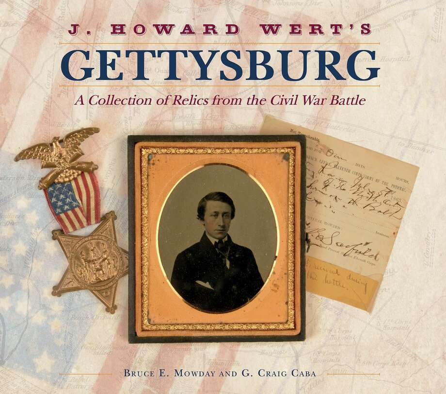 "Norwalk author Bruce Mowday will give a presentation to the Connecticut Civil War Round Table in Torrington on Jan. 18, on his book, ""J. Howard Wert's Gettysburg."" Photo: Contributed Photo"