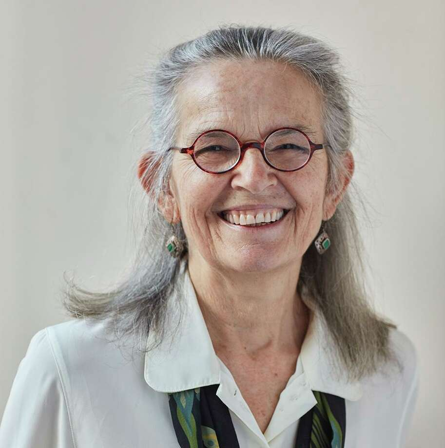 """Author Adelia Moore will talk about her book, """"Being the Grownup"""" at the Hunt Library in Falls Village. Photo: Contributed Photo / ben fink shapiro"""