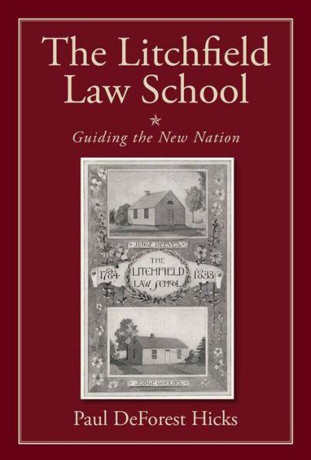 "Paul Hicks, author of ""The Litchfield Law School: Guiding the New Nation,"" will speak before the Retired Men's Association of Greenwich on Jan. 15. It is free and open to the public. The talk will be at the First Presbyterian Church, with a social break at 10:40 a.m., followed by the speaker at 11 a.m. Photo: Contributed Photo /"