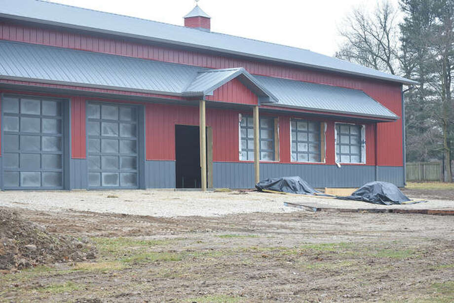 The property at 1061 E. Morton Ave. will open as a winery this spring.