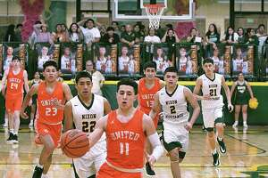 Alex Idrogo and United captured a big road victory Friday as they defeated Nixon 72-70.