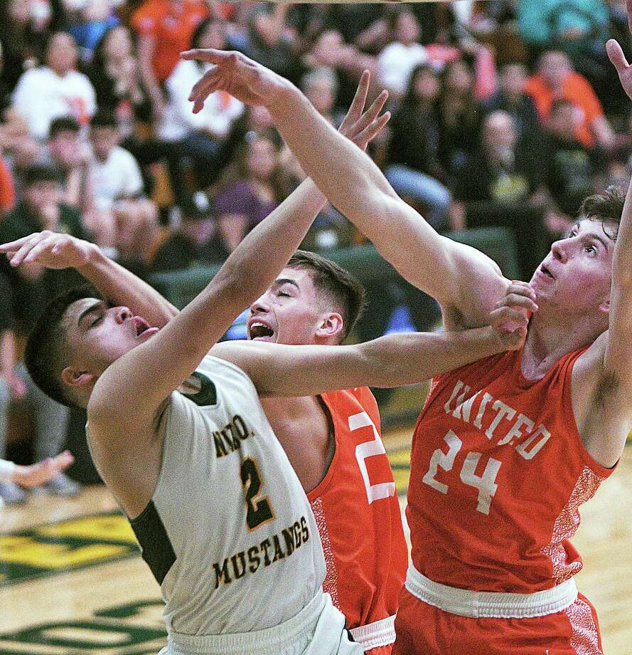 United hosts Nixon at 7:30 p.m. Tuesday. Photo: Cuate Santos /Laredo Morning Times / Laredo Morning Times