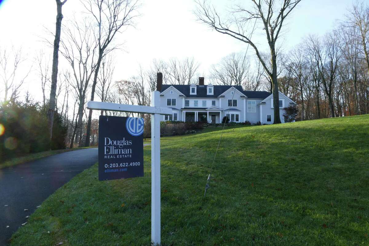 The home at 71 Welles Lane where Jennifer Dulos lived before she disappeared is on the market in New Canaan for $2.9 million.