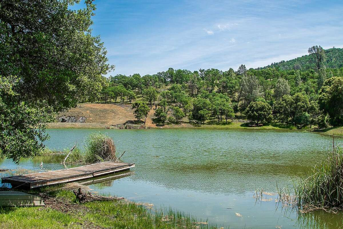 The 80-square-mile N3 ranch in the East Bay is being sold with an asking price of $72 million.