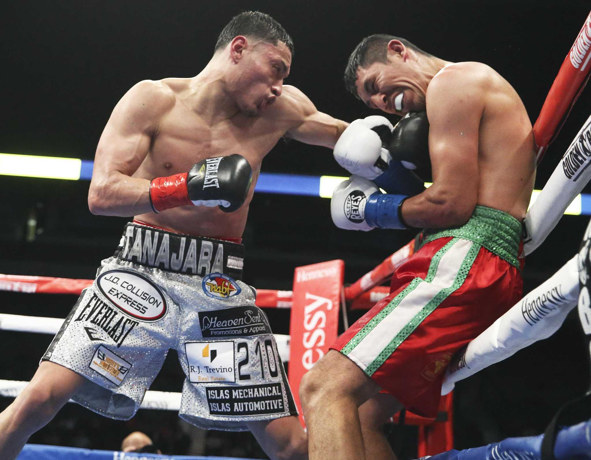 Trainer: San Antonio fighters Hector Tanajara, Josh Franco shine ...