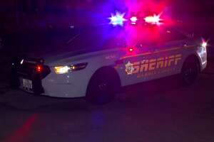 A 37-year-old man was fatally shot Saturday night at an apartment complex in north Harris County.