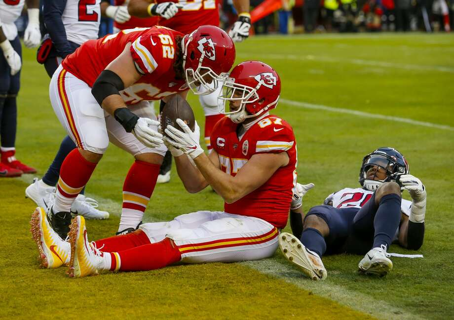 PHOTOS: Where Texans' loss to the Chiefs ranks among Houston's worst sports defeats