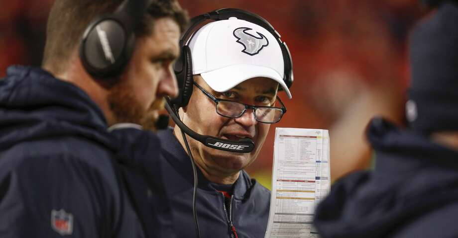 PHOTOS: Each Texans player's contract heading into this offseason