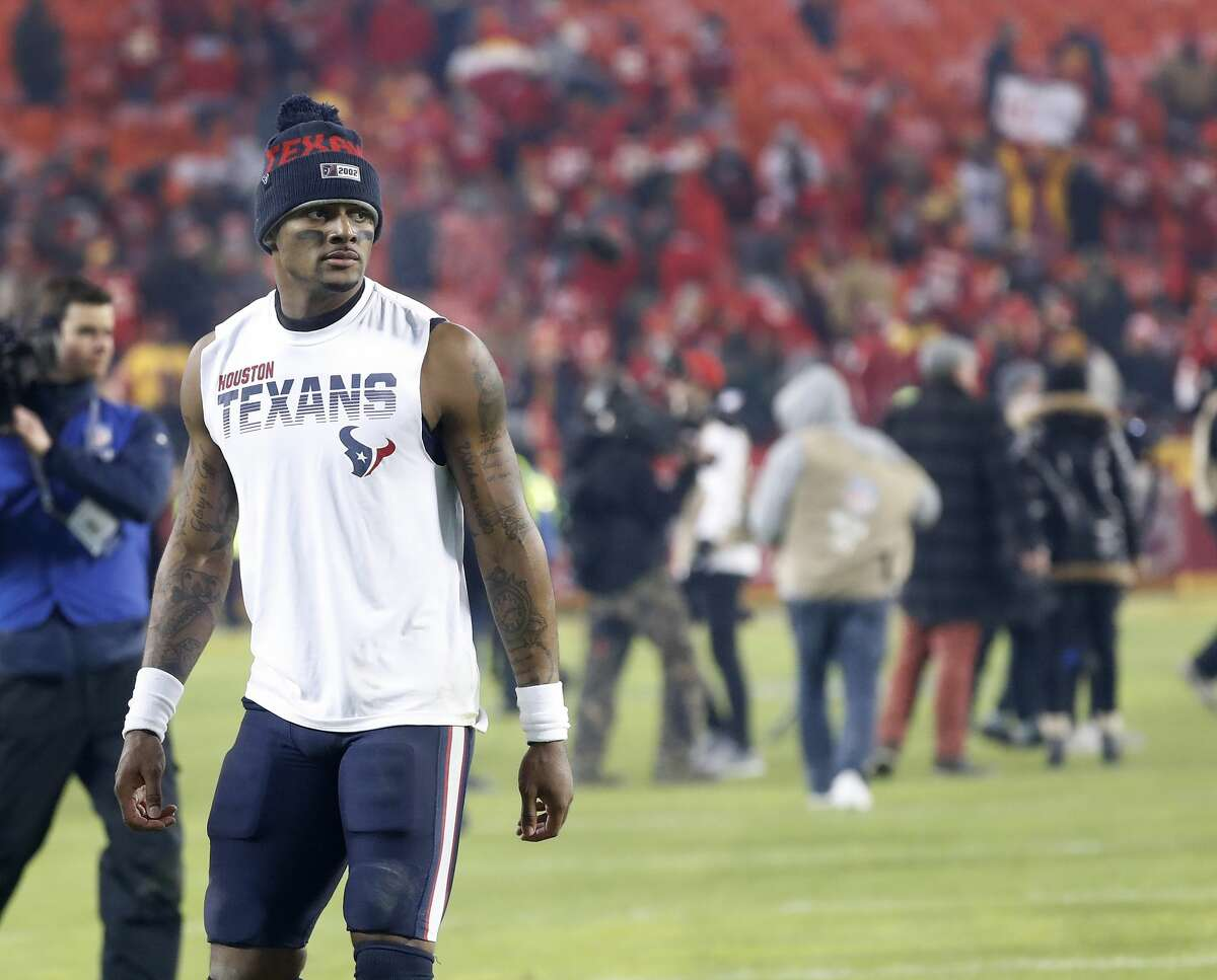 Contract negotiations for Texans QB Deshaun Watson's long-term extension are expected to ramp up soon.