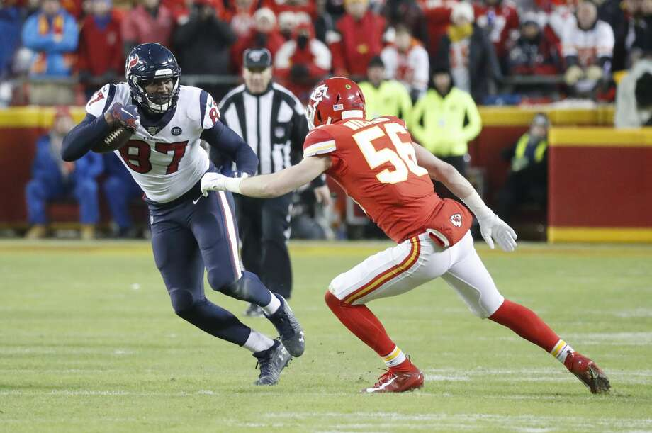 PHOTOS: Contract for each Texans player this offseason