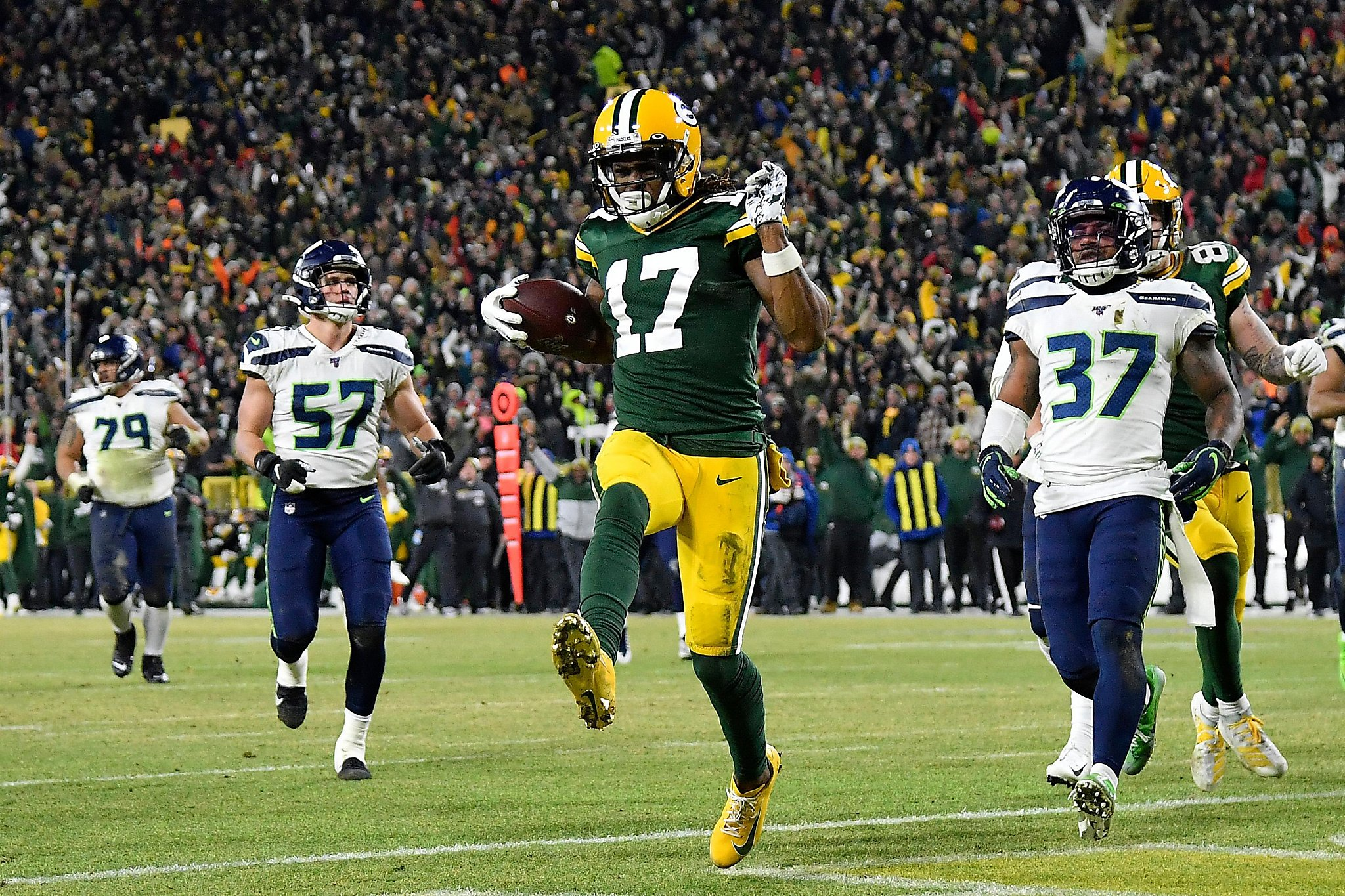 Packers' playoff history by the numbers