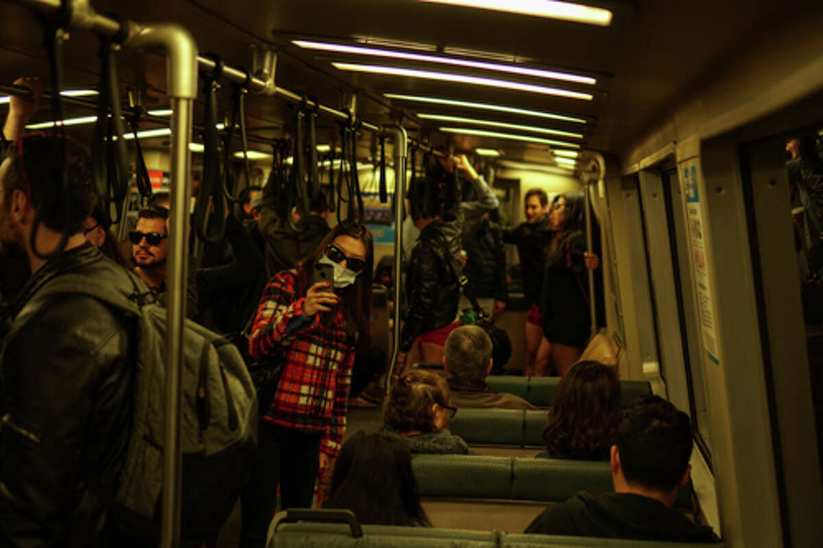 Dealing with the BART Backpack guy SFGATE: Every time I'm on BART, there's a guy in a backpack taking up three people's worth of space and swinging it around in everyone's faces. For everyone's best interest, is it okay to ask him to take it off? Does he have a responsibility to hold it in front of him? And what are you supposed to say to someone so oblivious? Judge John Hodgman: If this person is actually swinging the backpack around in people's faces, then yes: intervention is required. If you mean he's just wearing his backpack instead of taking it off and putting it at his feet, like he absolutely should, then I appreciate your silent, seething hyperbole, but proceed with caution. San Francisco is not necessarily the US capital of male entitlement, but its up there. Without clear and obvious damage caused, your unasked for advice will likely prompt defensive counter-sanctimony. For the good of all, throw yourself into the line of backpack fire and offer him every chance to accidentally slam you with that thing. Then your complaint will have more weight.