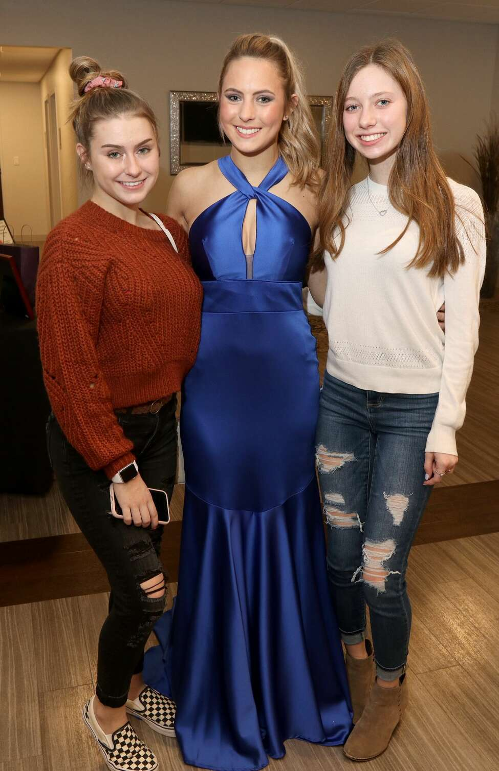 Were You Seen at Fashion for Hope presented by Azalea, with local high school students walking the runway, to benefit St. Jude Children's Research Hospital at the Pinehaven Country Club in Guilderland on Sunday, January 12, 2020?