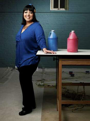 "Nao Bustamante, a Troy artist, competed on Bravo's ""Work of Art: The Next Great Artist""  (Bravo Photo by Andrew Eccles) Photo: Andrew Eccles / © Bravo"