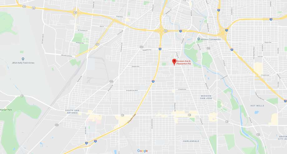 One man is dead after getting hit by two vehicles while trying to cross the street on the South Side. Photo: Google Maps
