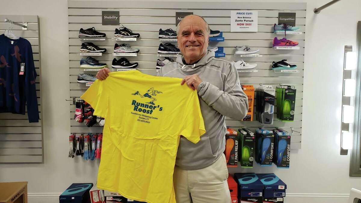 Steve Norris, owner of Runner's Roost in Darien