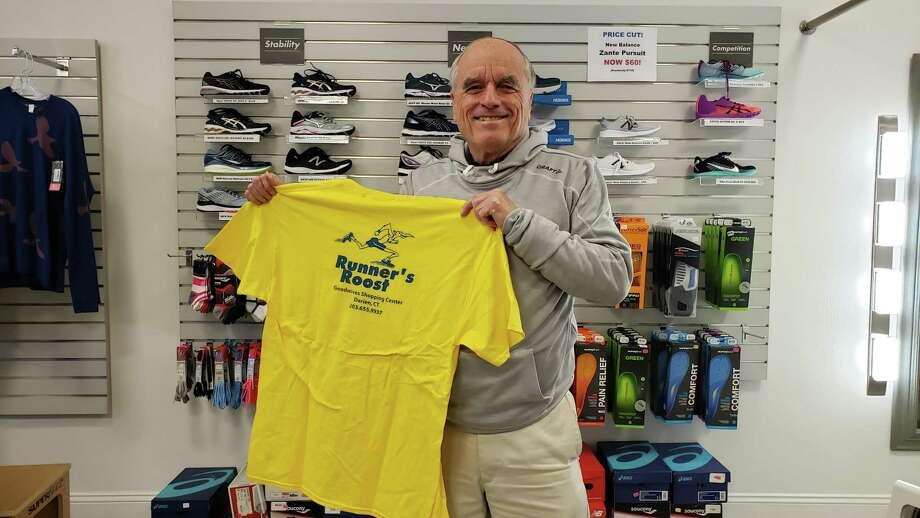 Steve Norris, owner of Runner's Roost in Darien Photo: Sandra Diamond Fox / Connecticut Post