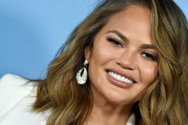 Chrissy Teigen, influencer/author