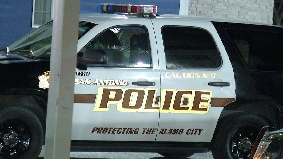 Information reported by a local news outlet about a police officer who tested positive for COVID-19 was inaccurate, the San Antonio Police Department said during a virtual news conference Tuesday. Photo: Ken Branca