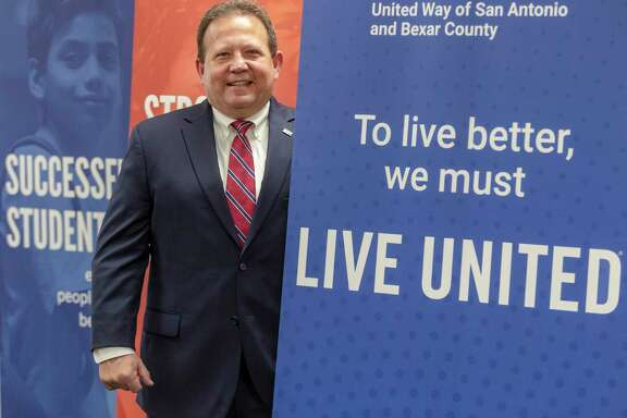 Chris Martin has been president and CEO of United Way of San Antonio and Bexar County since fall 2018. He previously served the agency in Cincinnati.
