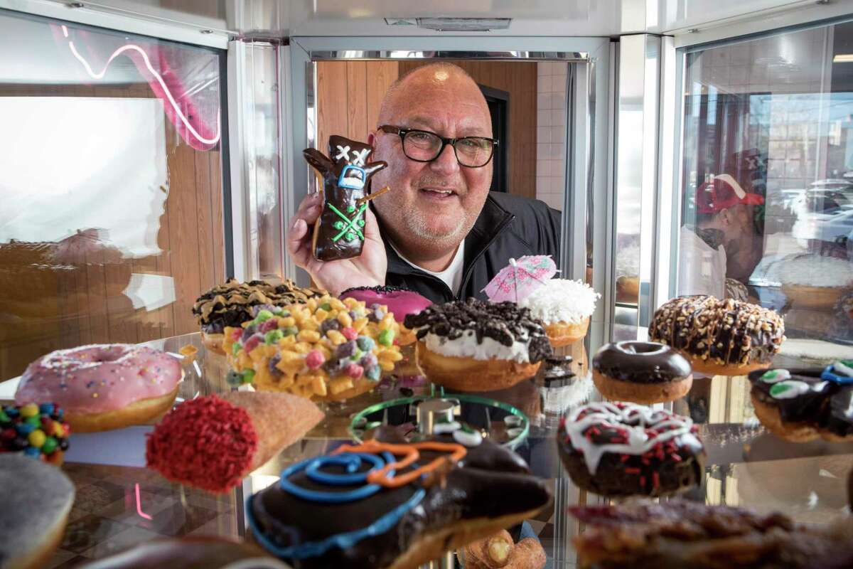 """""""We're in growth mode right now,"""" Voodoo Doughnut CEO Chris Schultz said. """"We're excited about coming to Houston and starting our growth here ... We're here to magnify what's already here."""""""