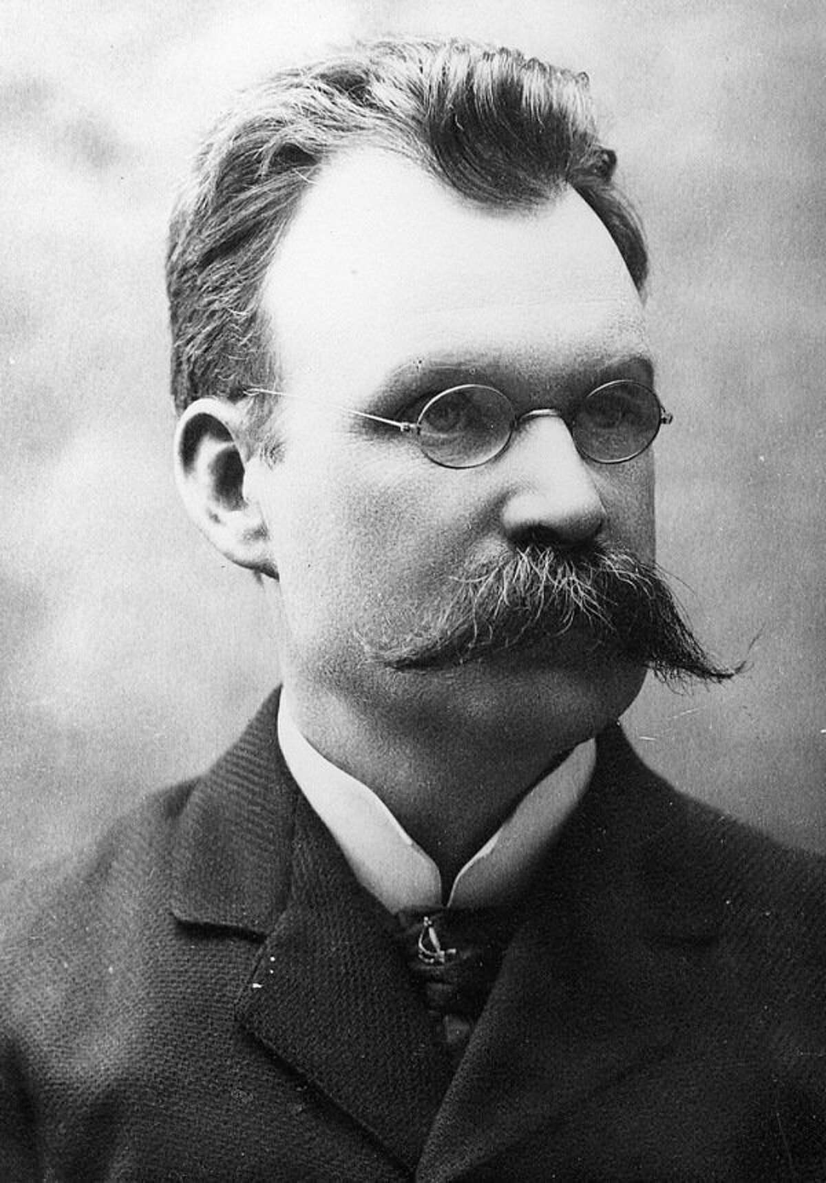 Henry W. Carey circa mid-1890s.