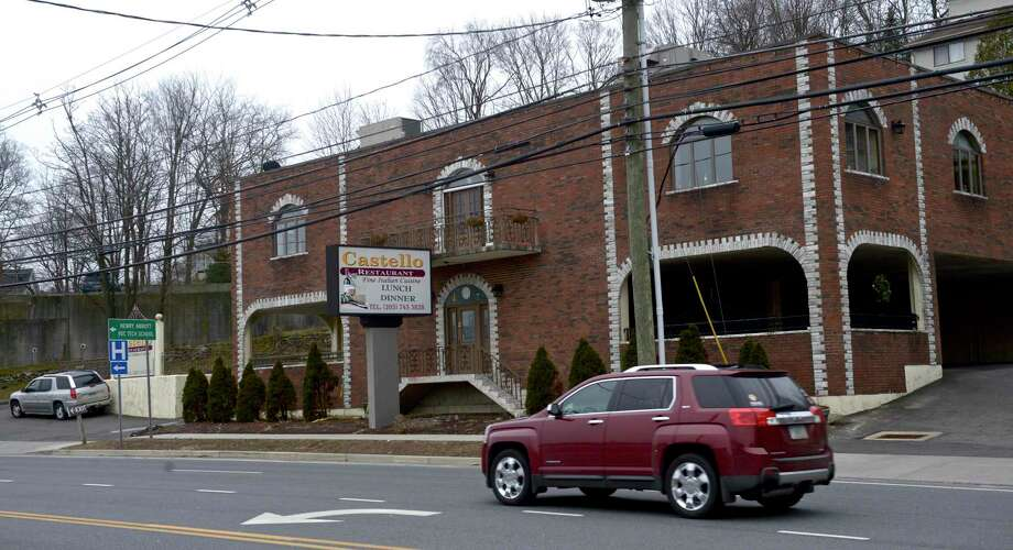 Police are investigating a shooting that left two people wounded at Castello Restaurant over the weekend.The restaurant is on Padanaram Road, in Danbury, Conn, Monday, January, 13, 2020. Photo: H John Voorhees III / Hearst Connecticut Media / The News-Times
