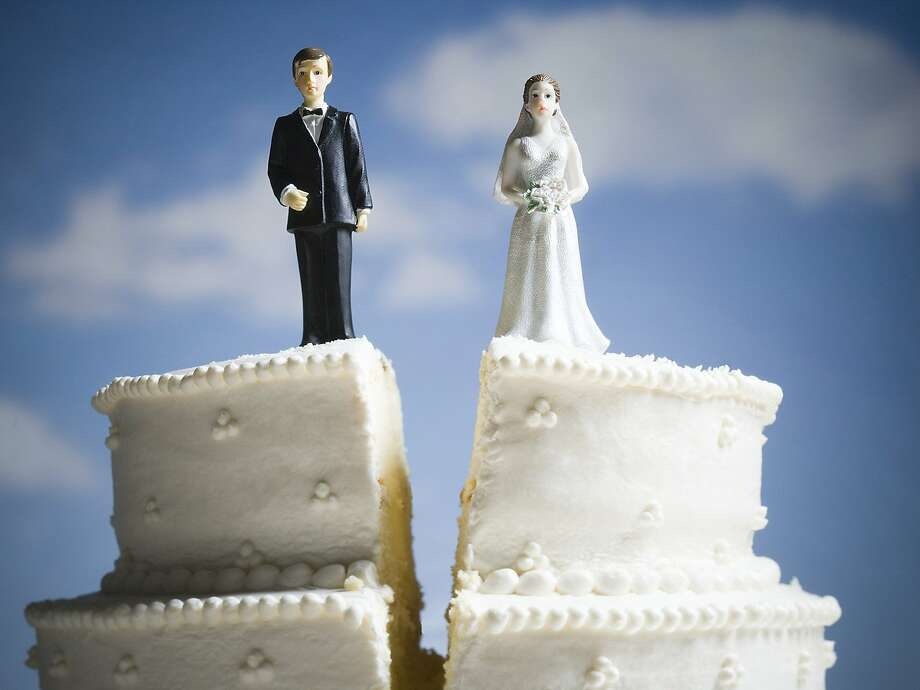 """A Midland family law attorney said his office has been """"very busy"""" with divorce proceedings since the coronavirus pandemic began, and a family counselor said she's had an increase in people seeking marriage counseling. Photo: Rubberball/Mike Kemp, TNS"""
