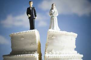 The uptick in new divorce filings usually continues through the rest of January, largely due to the hope of a clean, fresh start in the new year. (Rubberball/Mike Kemp/Getty Images/TNS)