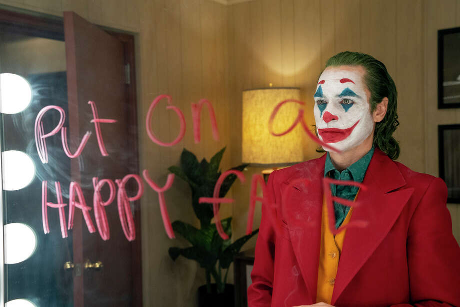 "Joaquin Phoenix as Arthur Fleck in ""Joker."" Photo: Niko Tavernise/Warner Bros. Pictures / Handout"