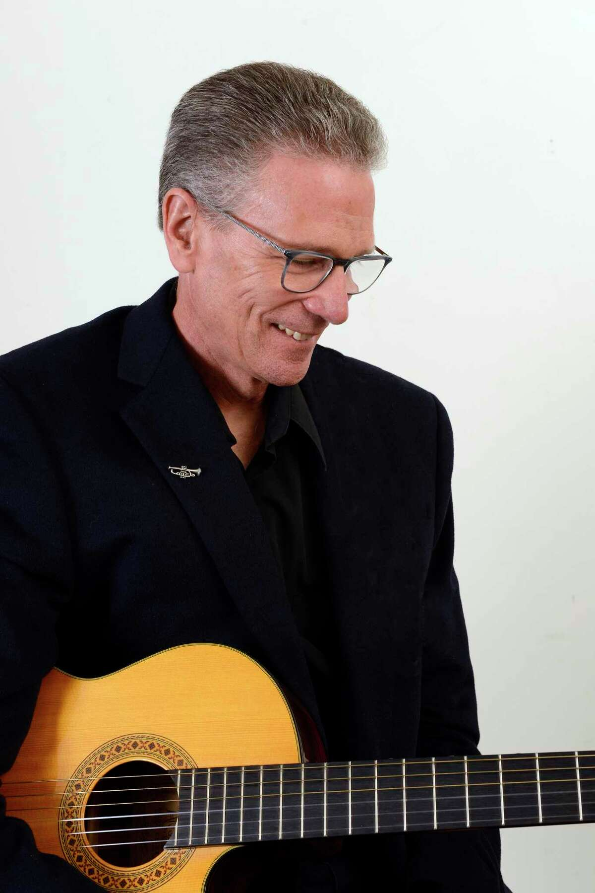 Guitarist/composer Doug Hartline will perform along with a band and vocalists at an encore benefit concert at Christ Church in Redding on Jan. 26.