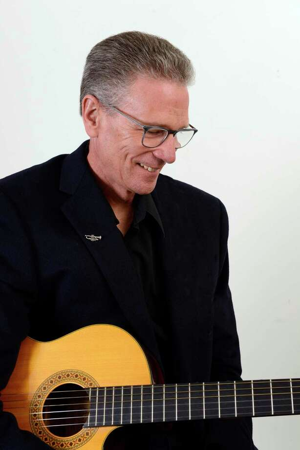 Guitarist/composer Doug Hartline will perform along with a band and vocalists at an encore benefit concert at Christ Church in Redding on Jan. 26. Photo: Doug Hartline / Contributed Photo