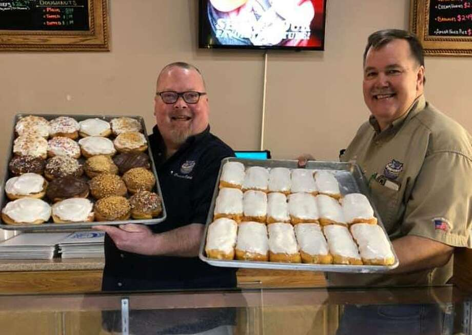 Cops & Doughnuts announced Monday that it will offer doughnuts at Ace Hardware & Sports in downtown Midland within the next three weeks. (Photo provided/Cops & Doughnuts via Facebook)