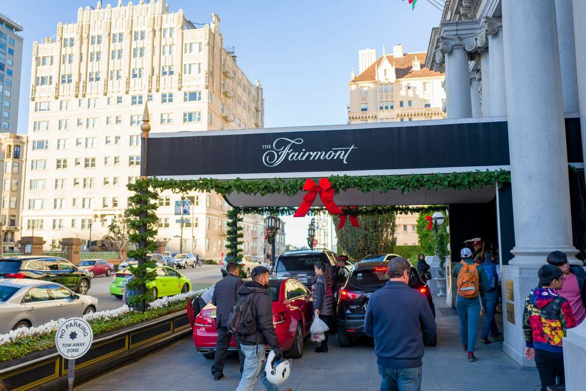 The Fairmont Hotel's restaurant will be charging a premium for breakfast this week.